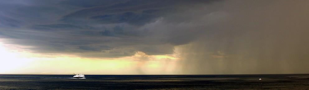 Lofoten storm