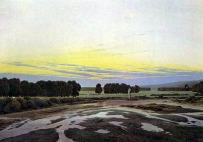Caspar David Friedrich, Sera
