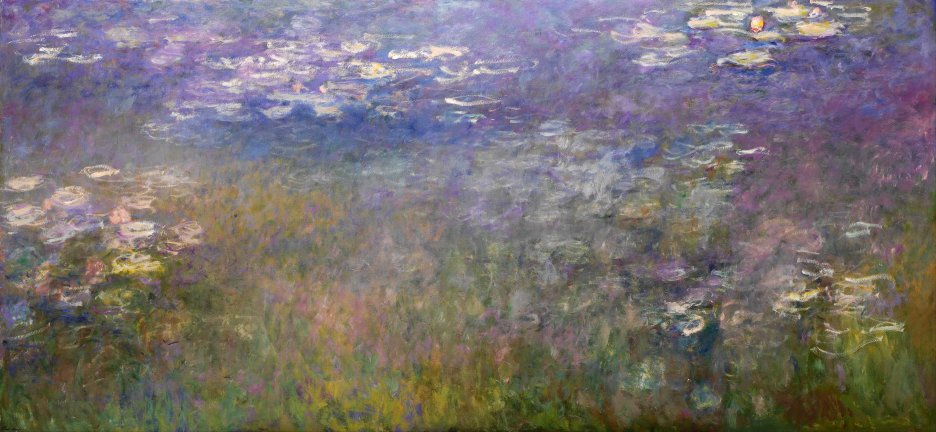 Claude Monet, Ninfee.