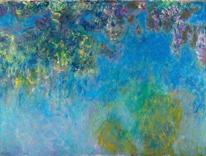 Claude Monet, Glicine.