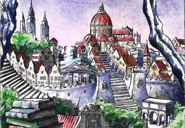 Arianna Senore-le città che non mi sono appartenute