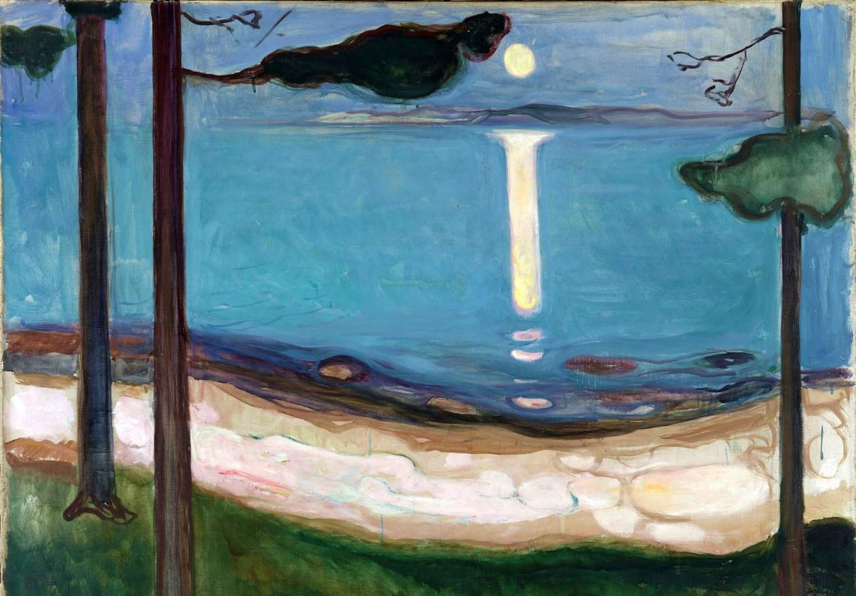 Le luci del Nord Europa: Munch contro Friedrich