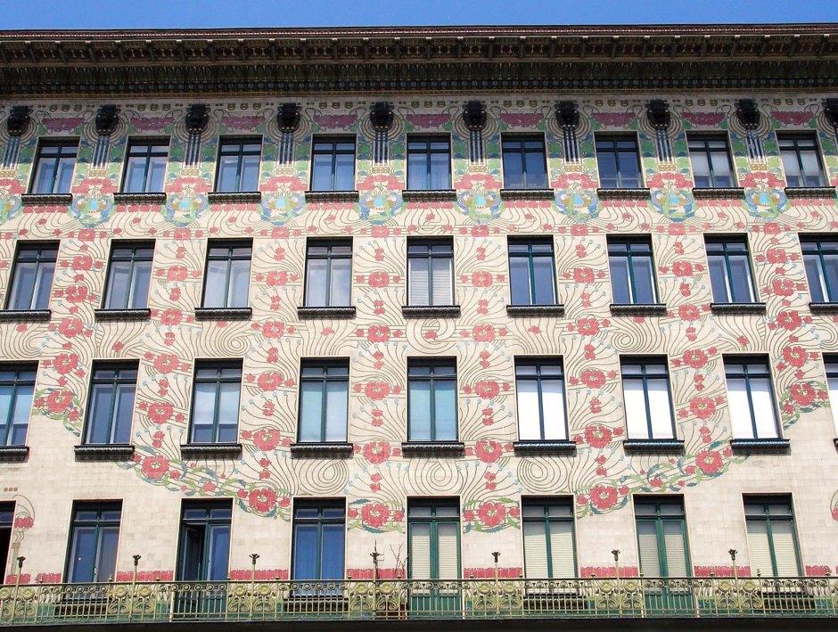 Otto Wagner - Majolica Haus