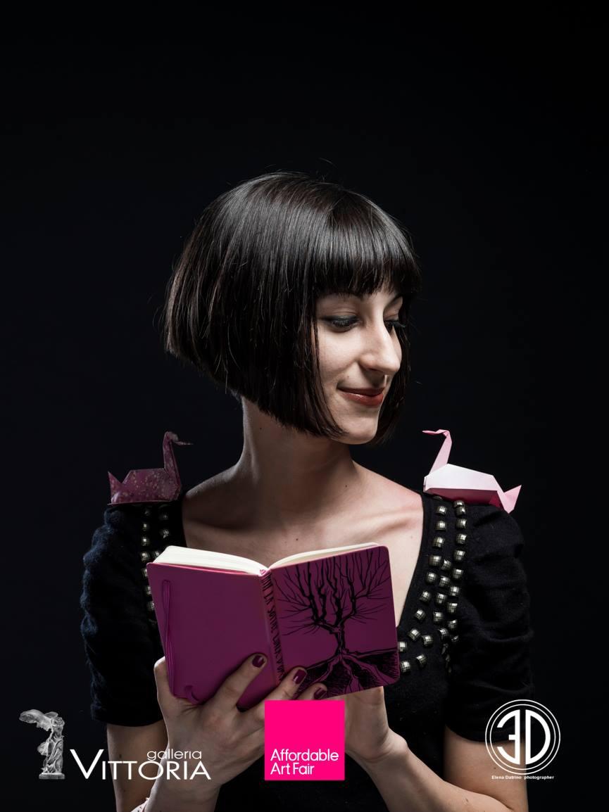 Arianna Senore-Facce da blogger-la sottile linea d'ombra