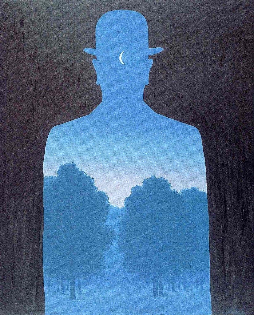 René Magritte, Amico dell'ordine.