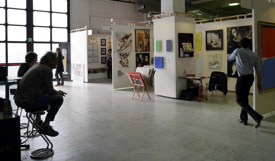 L'Affordable Art Fair di Milano.