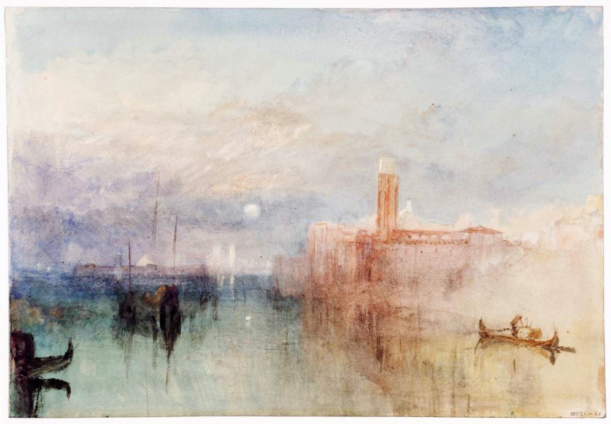 Un atto d'amore per Joseph Mallord William Turner