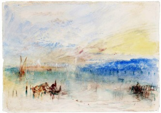 J. M. W. Turner, Approach to Venice.