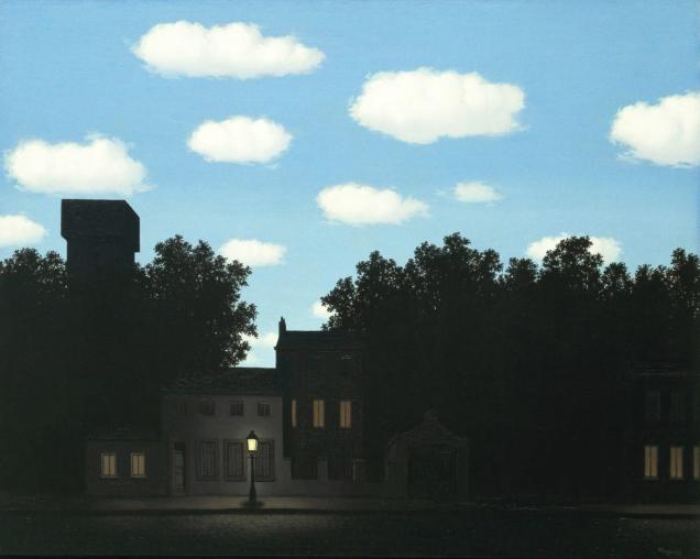 rené magritte-lights