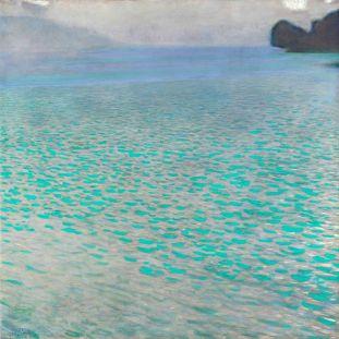 Gustav Klimt, Attersee..