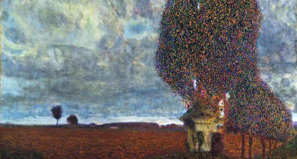 Gustav Klimt Paesaggio