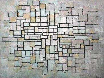 Piet Mondrian, n. 11.