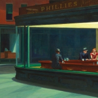 Edward Hopper, Felice Casorati e la solitudine esistenziale