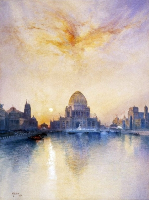 Thomas Moran, Chicago World's Fair.
