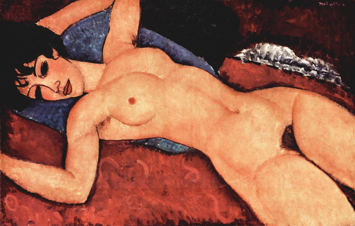 I miei buoni motivi per amare Amedeo Modigliani e la sua commovente vita da ribelle