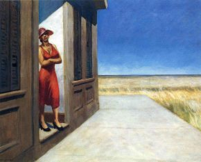 Edward Hopper, Carolina morning.
