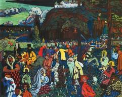 Vassily Kandinsky, la vita variopinta.