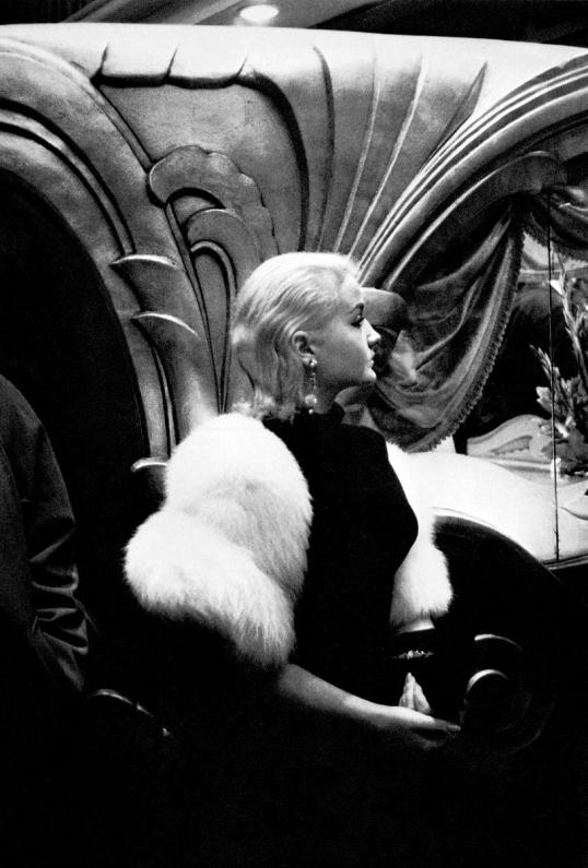 Robert Frank, movie premiere - Hollywood.