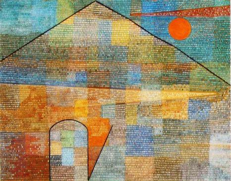 Paul Klee-to-the-parnassus