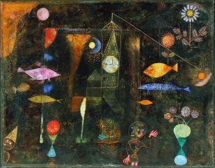 Paul_Klee,_Fish_Magic