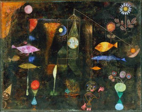 Paul_Klee,_Fish_Magic