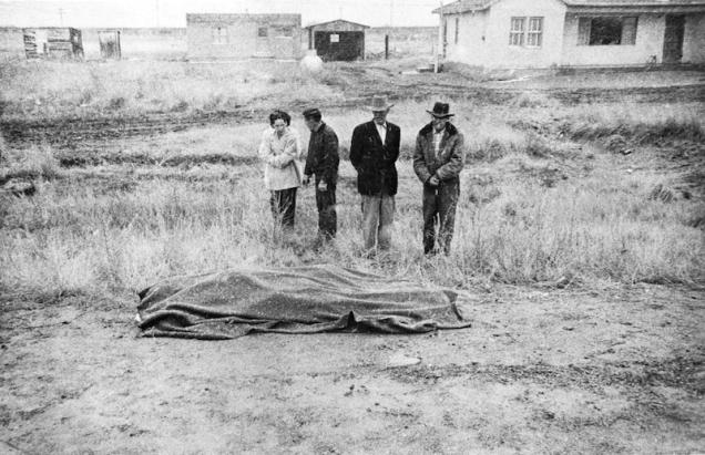 Robert Frank, car accident - Arizona.