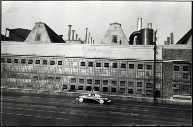 Robert Frank, River rouge plant - Detroit.