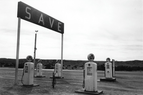 Robert Frank, Santa Fè, New Mexico.