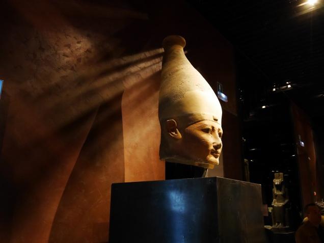 statua museo egizio