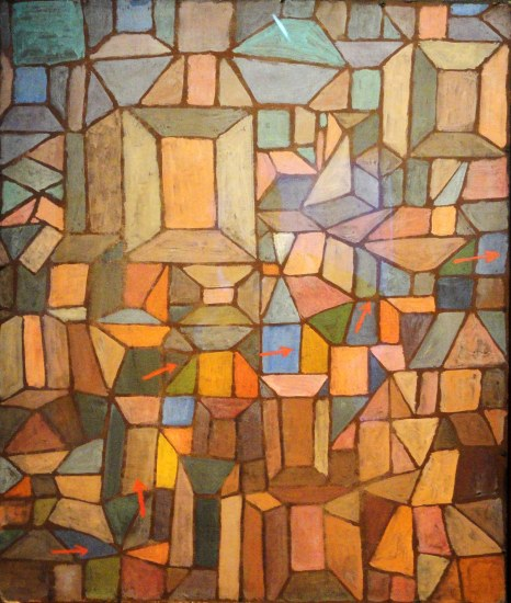 The_Way_to_the_Citadel,_Paul_Klee