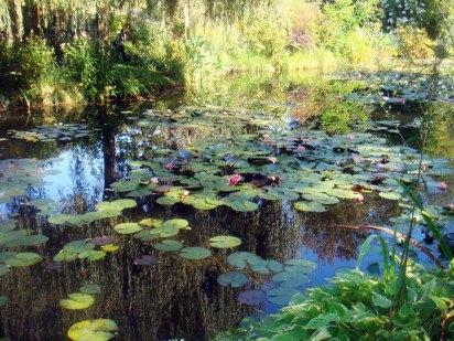 Casa di Monet, Giverny, giardino 2