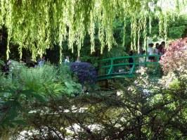 Casa di Monet, Giverny, giardino 3