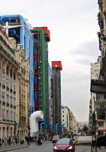 Centre Georges Pompidou 01
