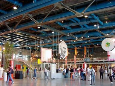 Centre Georges Pompidou 02