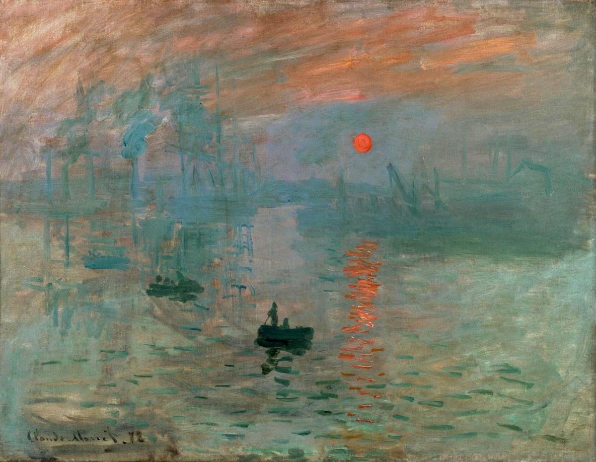 """""""Impression, soleil levant"""": l'alba di una nuova era"""