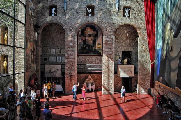 Museo Dalì, Figueras3