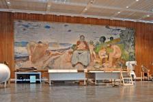 Museo Munch, Oslo, Atelier di restauro