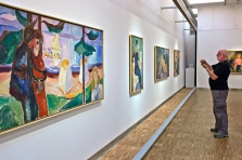 Museo Munch, Oslo, interno 2