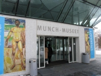 Museo Munch, Oslo, interno 3