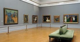 Museo Munch, Oslo, interno