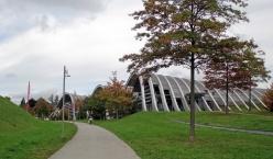Paul Klee Zentrum, esterno