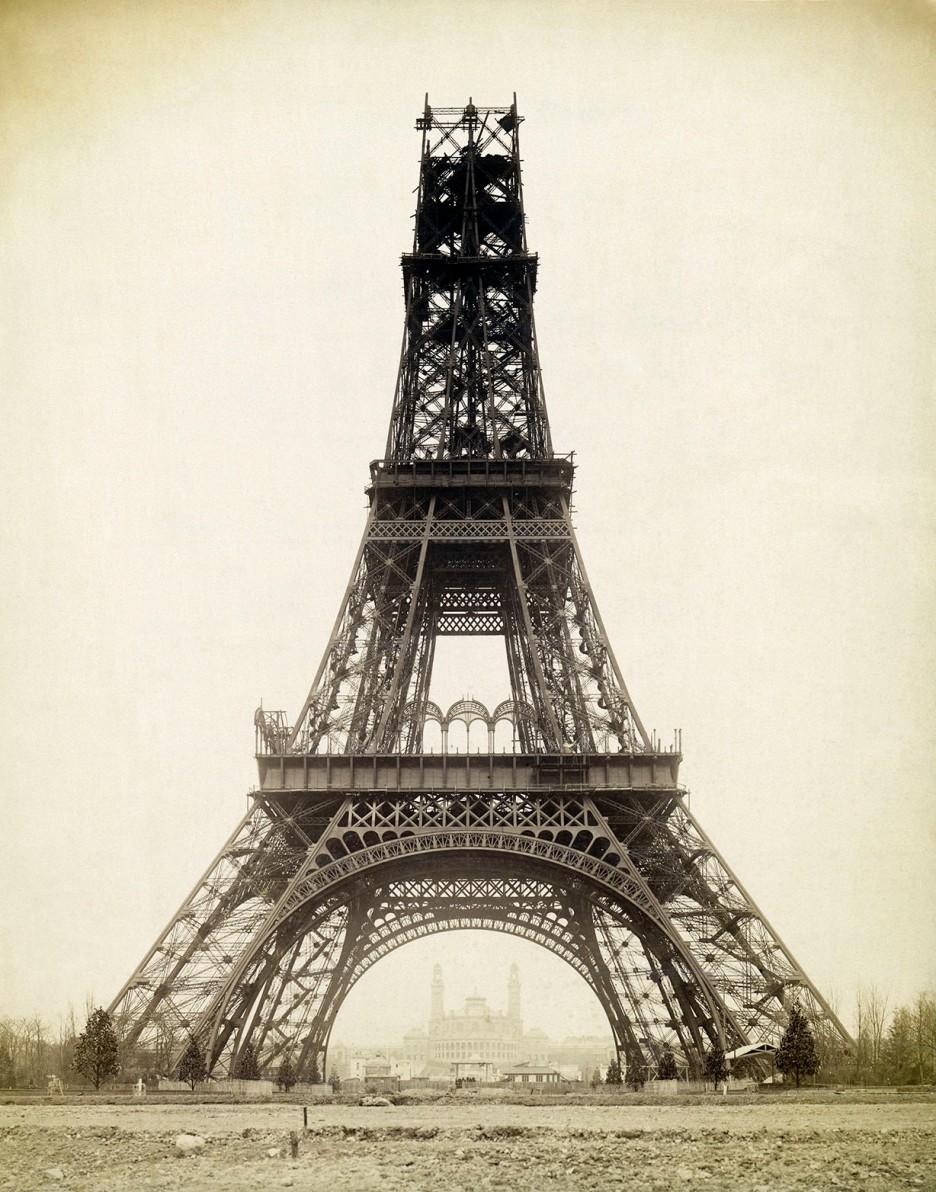 Exposition universelle de 1889 / État d'avancement