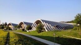 Zentrum Paul Klee, esterno 2