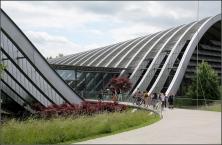 Zentrum Paul Klee, esterno 3