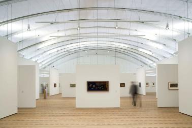 Zentrum Paul Klee, interior 2