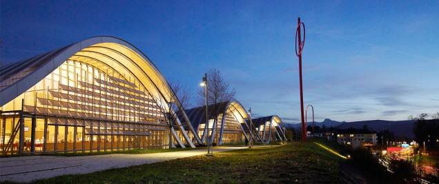 Berna, Paul Klee Zentrum.