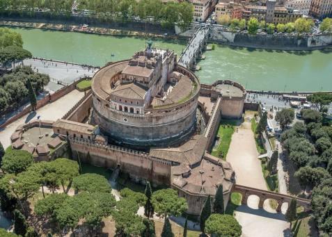 Castel Sant'Angelo-Roma