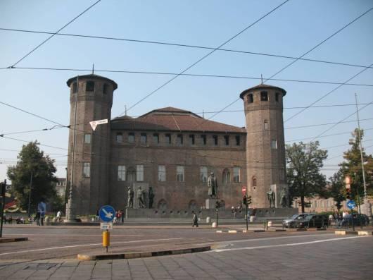 Palazzo Madama, Piazza Castello, Torino 4