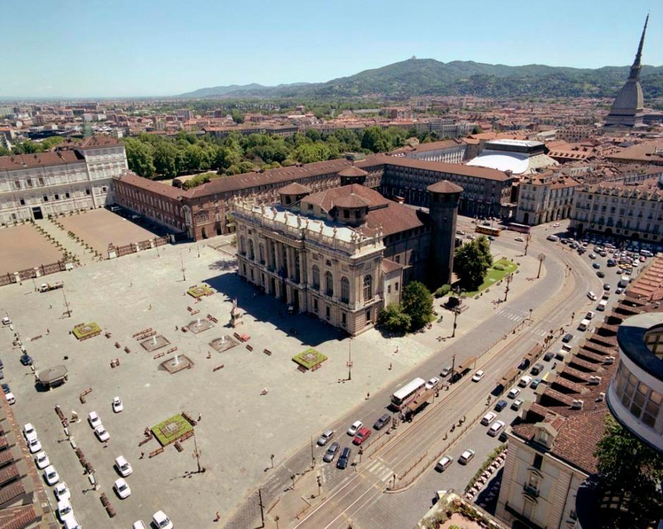 Palazzo Madama, Piazza Castello, Torino