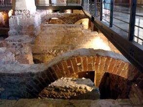 Palazzo Madama, rovine romane, Torino
